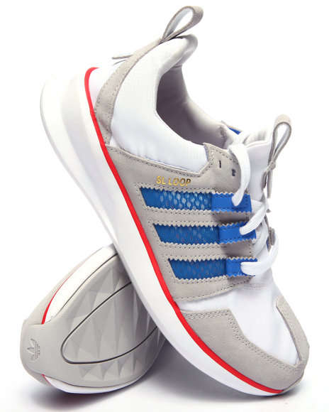 Adidas - Men White S L Loop Runner
