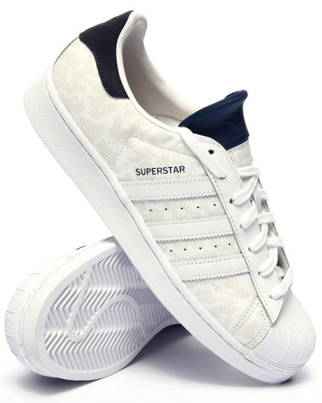 Ur-ID 217178 Adidas - Men White Superstar Camo 15