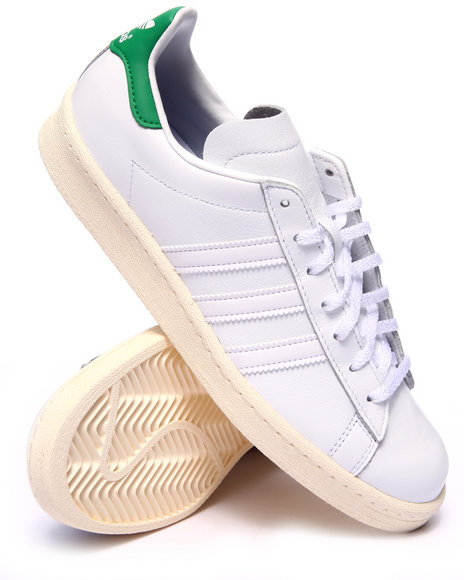 Ur-ID 217180 Adidas - Men White Campus 80S Nigo