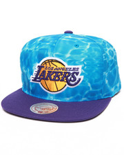 Mitchell & Ness - Los Angeles Lakers Camo Snapback Hat