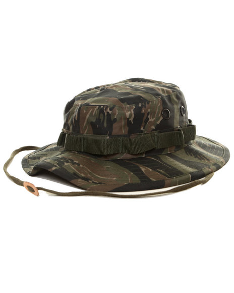Drj Army/Navy Shop - Men Camo Rothco Camo Poly/Cotton Boonie Hat