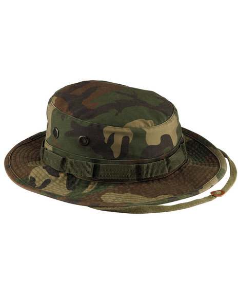 Drj Army/Navy Shop - Men Camo Rothco Vintage Boonie Hat