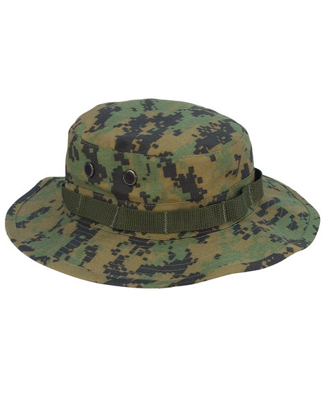 Drj Army/Navy Shop - Men Camo Rothco Digital Camo Boonie Hat
