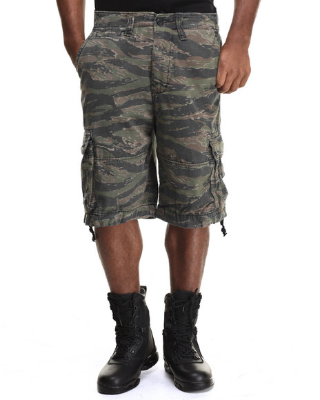 Drj Army/Navy Shop - Men Camo Rothco Vintage Camo Infantry Utility Shorts
