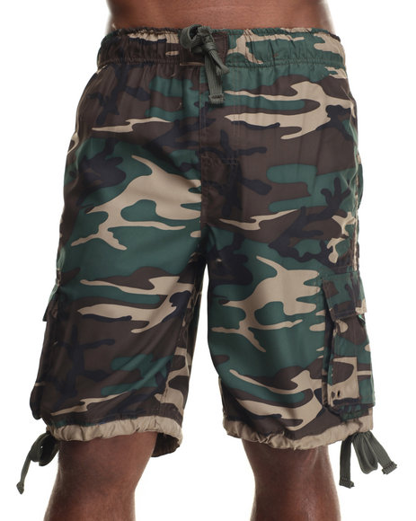Rothco - Men Camo Rothco Swim Trunks