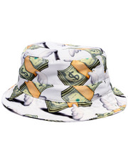 Men - Money Flys Bucket Hat
