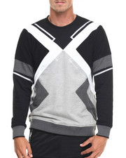 Allston Outfitter - Mixed Media Sweatshirt w 3M