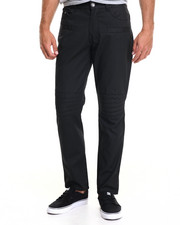 Pants - Slim - Fit Waxed Twill Pants