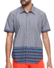 LRG - Guinea S/S Button-Down