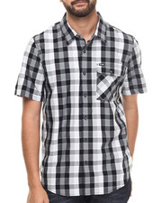 LRG - RC Plaid S/S Button-Down