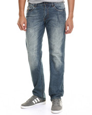 Rocawear - Flame Stitch Straight Fit Core Jeans