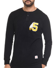 Men - Native Baseball Henley