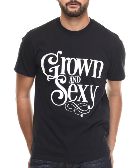 Rocawear - Men Black Grown Tee - $14.99