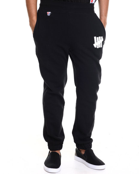 Ur-ID 217365 UNDFTD - Men Black 5 Strike Sweatpants