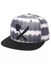 Men - Crosscut Dyed Snapback Cap