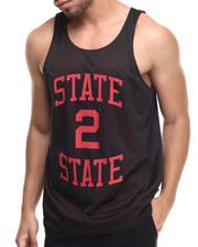 Shirts - Reverse B-Ball Jersey