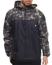 Men - OP Camo Run Shell Jacket