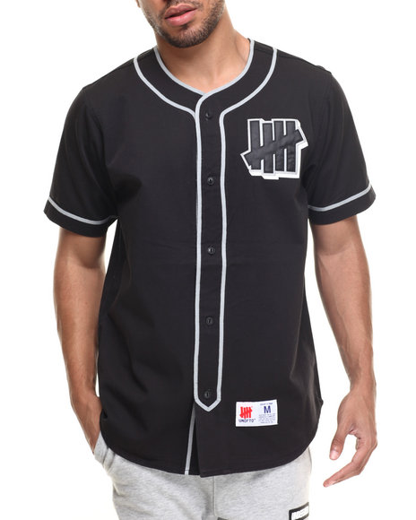 Undftd - Men Black Head Hunter Jersey