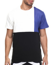 Shirts - Colorblock Tee