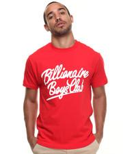 Billionaire Boys Club - SCRIPT FLIP S/S TEE