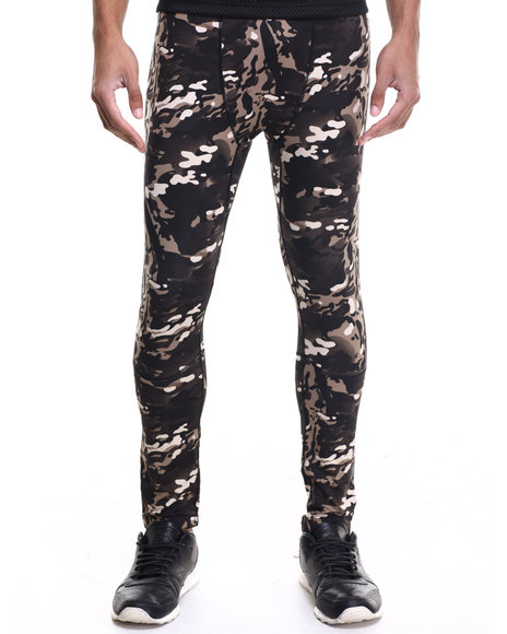 Undftd - Men Camo Op Camo Tech Pants
