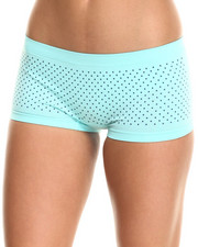 Women - Dotty World Solid 3Pk Seamless Short Set
