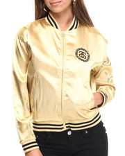 Women - GOLDIE BOMBER JACKET