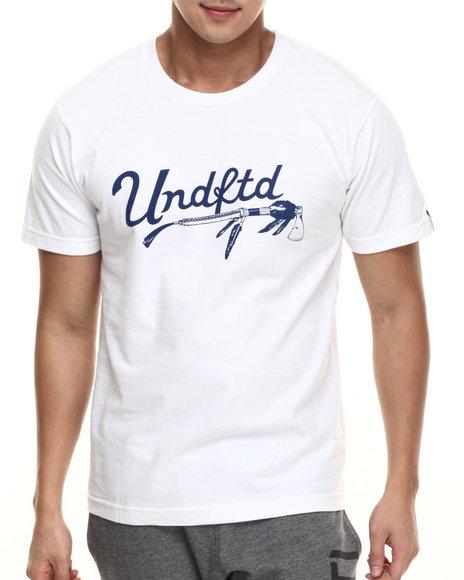 Ur-ID 217474 UNDFTD - Men White Native Tee