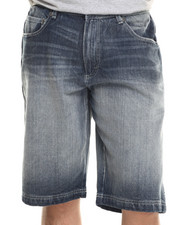 Men - Danby Washed denim Shorts