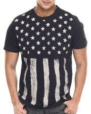 Winchester - Roosevelt Flag print s/s tee
