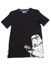 Sizes 7-16 - Big Kids - Star Wars Stormtrooper Tee  (8-20)