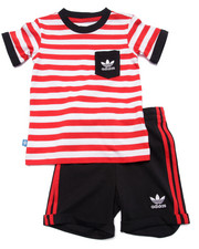 Boys - Pirate Short Set (Inf - 4T)