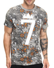 Buyers Picks - King 7 floral print s/s tee