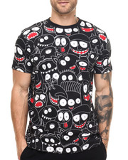 Buyers Picks - Staring Faces s/s tee