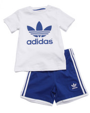 Boys - Trefoil Short Set (Inf-4T)