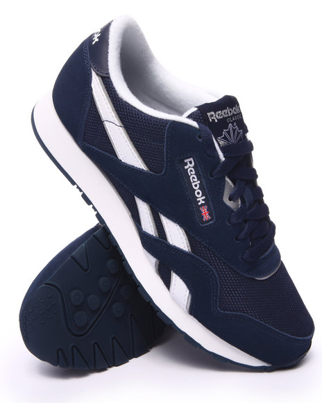 Ur-ID 217562 Reebok - Men Navy C L Nylon