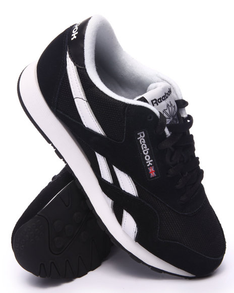 Reebok - Men Black C L Nylon
