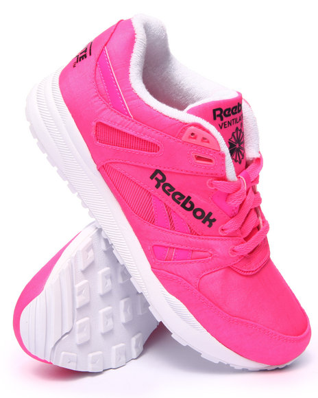 Reebok - Women Pink Ventilator Dg Sneakers