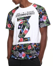 Buyers Picks - Flower Sublimation raglan s/s tee