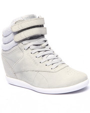 Sneakers - Freestyle Wedge Sneakers