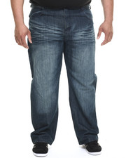 Jeans & Pants - STITCHED DENIM JEANS (B&T)