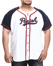 Men - Baseball Jersey (B&T)