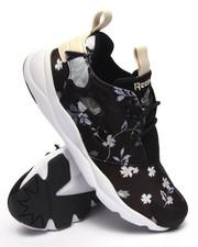 Sneakers - Furylite Roses Sneakers