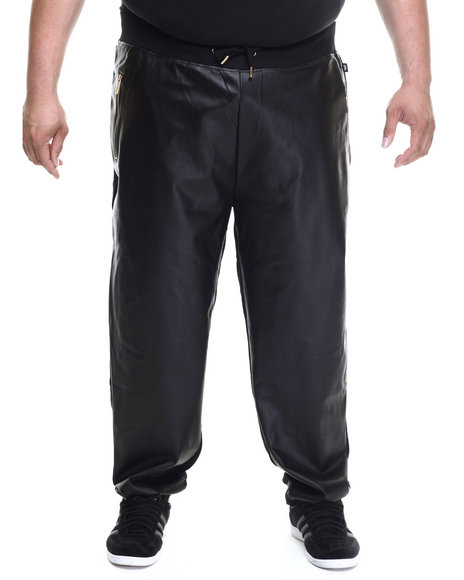 Ur-ID 217262 Akademiks - Men Black Grind Jogger Sweatpants (B&T)