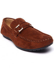 Shoes - Marcus Double buckle loafer