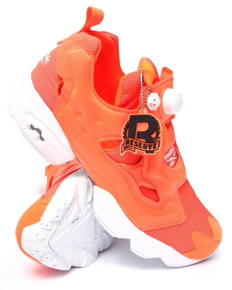 Ur-ID 217706 Reebok - Men Orange Instapump Fury Tech