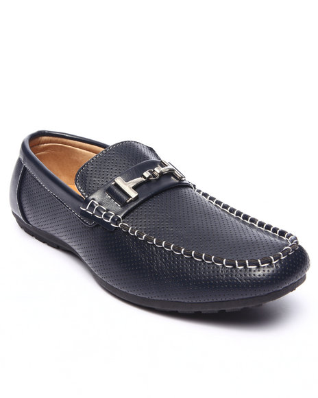 Ur-ID 217709 Buyers Picks - Men Navy Jack Classic Formal Driving Loafer