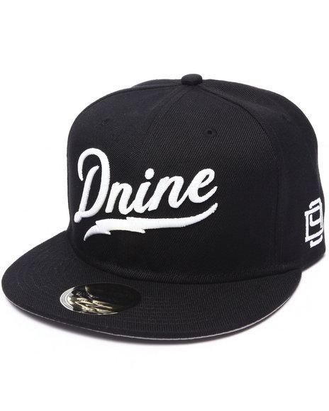 Ur-ID 223200 DNINE Reserve - Men Black Dnine Bolt Snapback