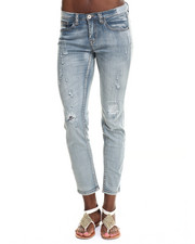 Boyfriend Fit - Premium Distressed Boyfriend Jean