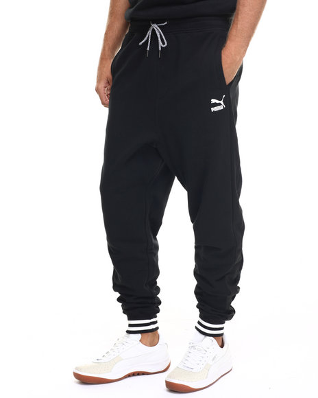Ur-ID 217769 Puma - Men Black,Black Tailor Sweatpants